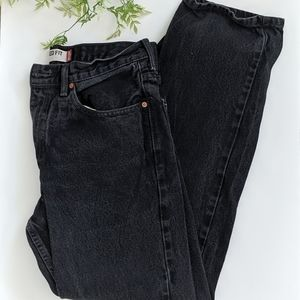 (Levi's) Vintage 550 Black Relaxed Fit 33x32